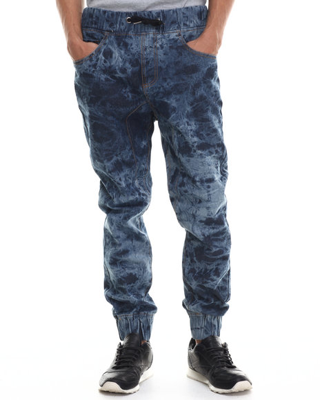 Dark Wash Pants