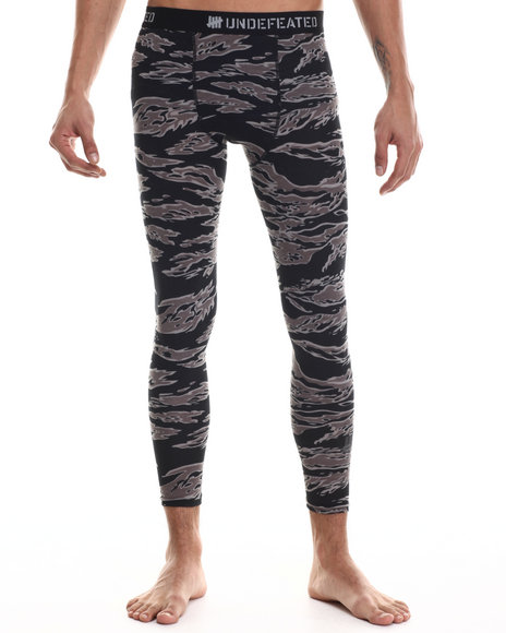 Undftd - Men Clear Camo Basic Running Ii Pants