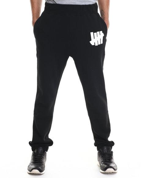 Undftd Black Sweatpants