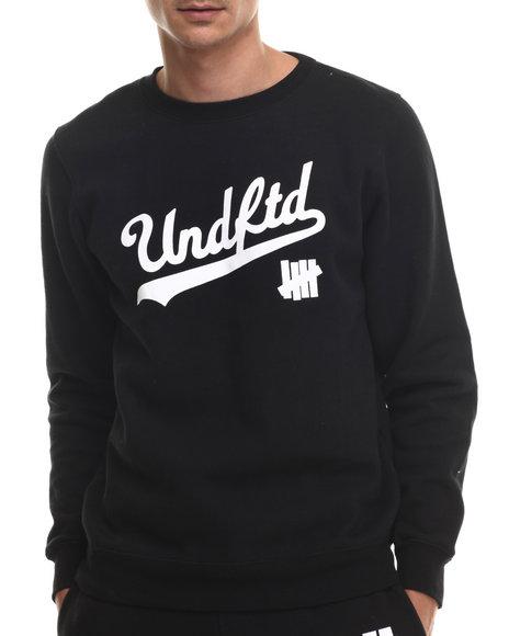 Undftd Pullover Sweatshirts