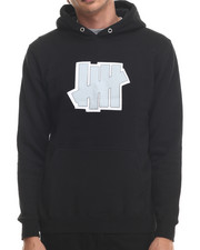 UNDFTD - Double 5 Strike Pullover Hoodie