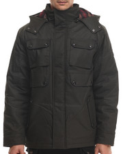 Buyers Picks - Detachable Hoody Twill Parka Jacket