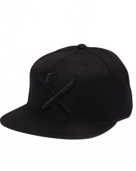 Us Versus them Black Snapback