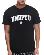T-Shirts - UNDFTD Varsity Tee