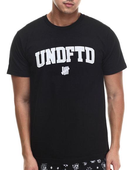 Undftd Grey T-Shirts