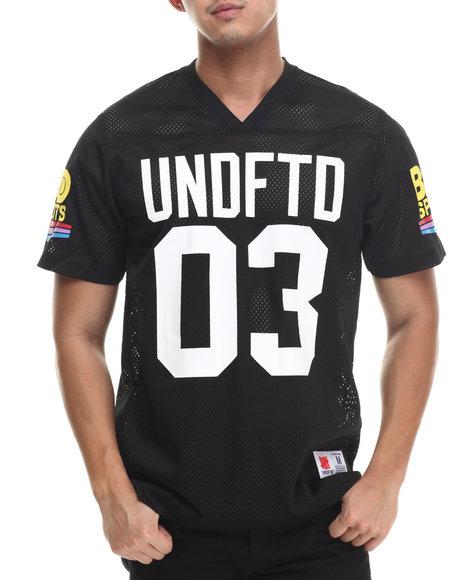 Undftd Black T-Shirts