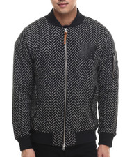 Men - HB Fleece MA1 Jacket