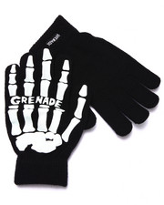 Buyers Picks - Skeleton Knit Gloves