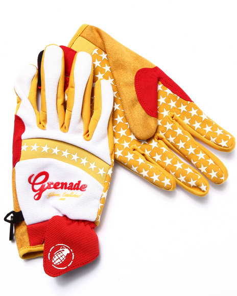 Grenade - Men Multi Grenadefest Pipe Gloves
