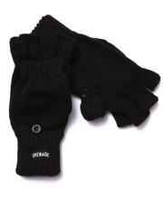 Gloves & Scarves - Convertible Knit Gloves