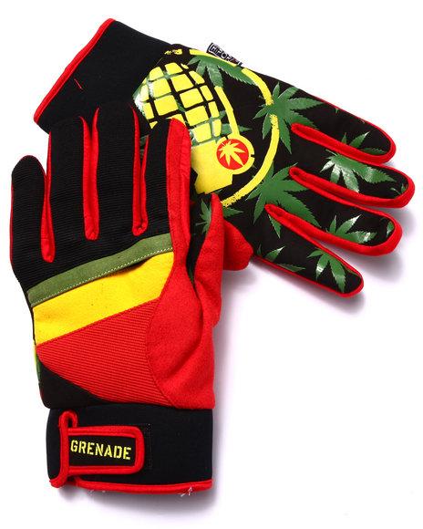 Grenade - Men Multi Bob Gnarley Lined Gloves
