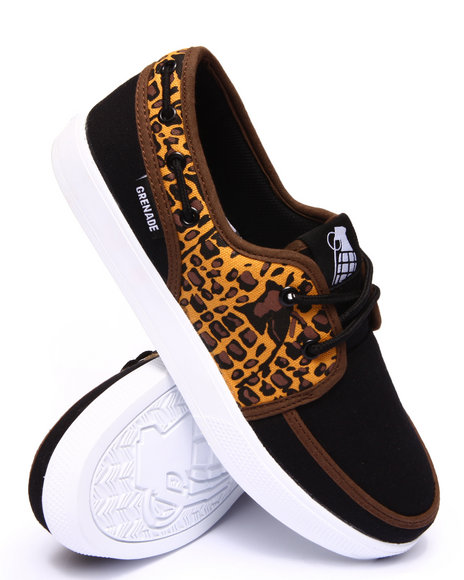 Grenade - Men Animal Print Standard Isshoe Sneakers