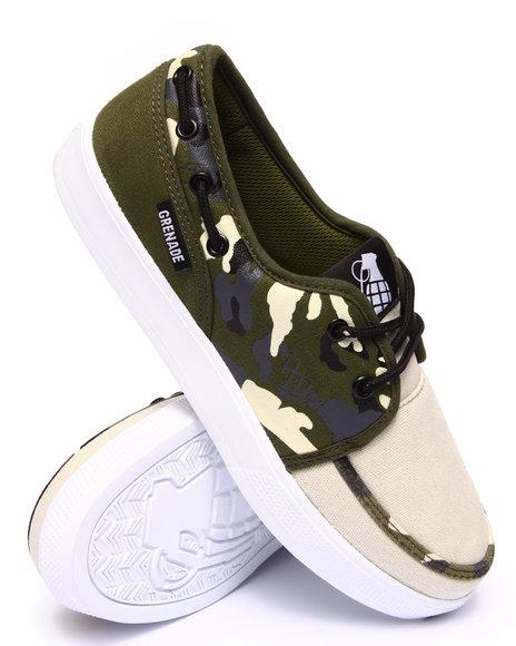 Grenade - Men Camo Standard Isshoe Sneakers