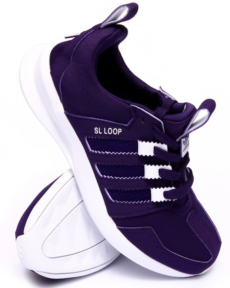 Adidas - Women Purple Sl Loop W Runner Sneakers