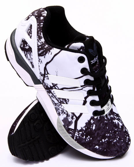 Adidas - Women Black,White Zx Flux W Sneakers