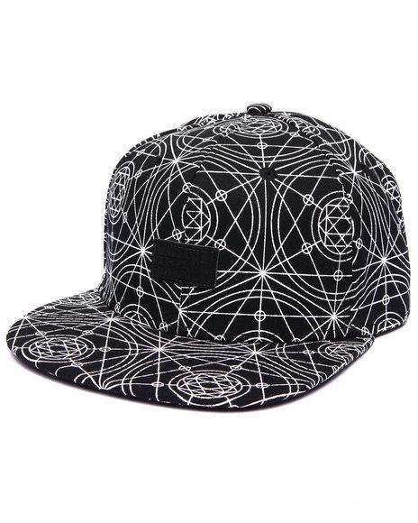 Lrg Men L-Transit Hat Black
