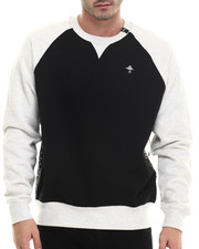 LRG - Scumbag, E S Q Pullover Crewneck Sweatshirt