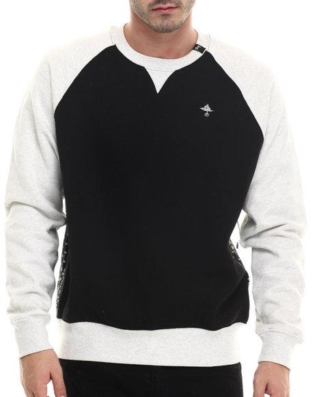 Lrg Black Sweaters