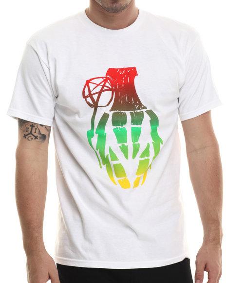 Grenade White T-Shirts