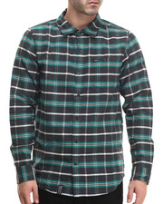 LRG - Independent Thinkers Plaid L/S Button-Down