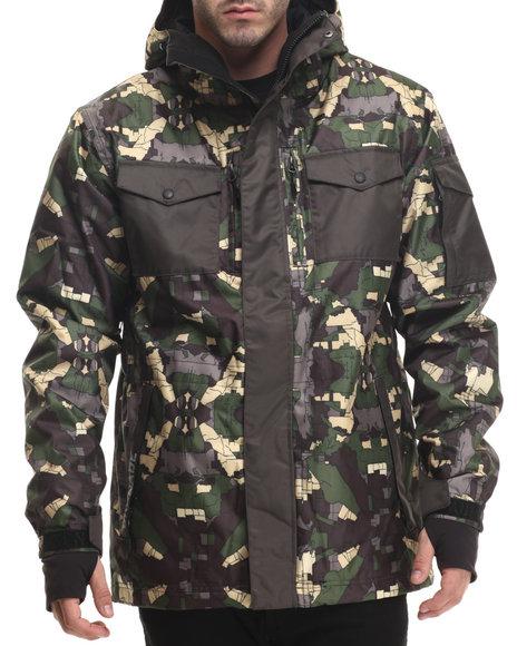 Grenade Camo Heavy Coats