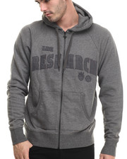 Hoodies - Research Collection Zip Up Hoodie