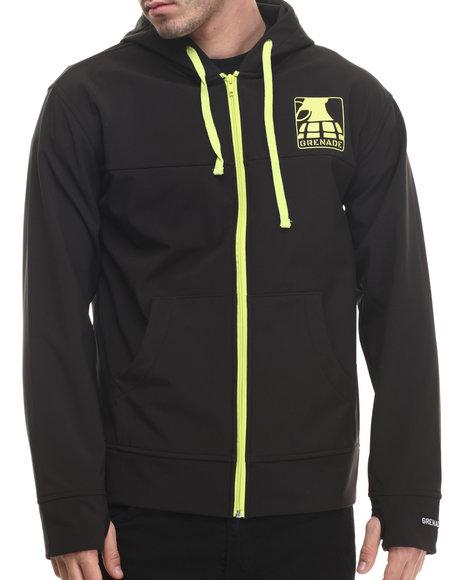 tech waterproof hoodie