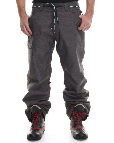 Grenade - Men Black R.E.G. Waterproof Snow Pants
