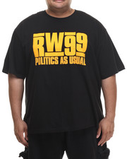 Shirts - Politics Tee (B&T)