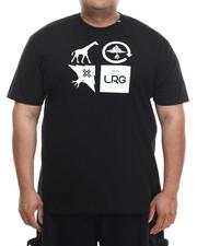 LRG - Logo Cluster T-Shirt (B&T)