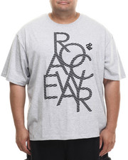 Men - Rocawear Geo Tee (B&T)