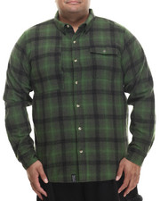 LRG - Buckshot L/S Button-Down (B&T)