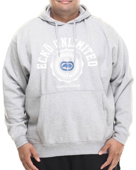 Ecko - Men Grey Push Through Hoodie (B&T)