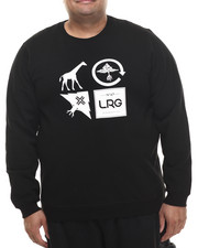 Men - Logo Cluster Crew Sweatshirt (B&T)