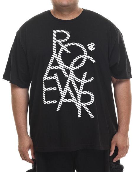 Rocawear - Men Black Rocawear Geo Tee (B&T)