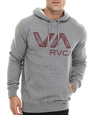 RVCA - Wooden Pullover Hoodie