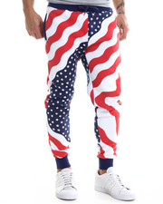 Jeans & Pants - Stars & Stripes Joggers