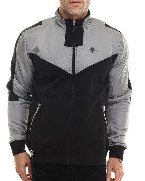Lrg - Men Black Hi-Res Jacket