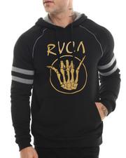 RVCA - Shaka Bones Pullover Hoodie