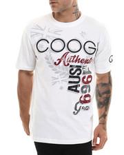 Men - Coogi logo S/S tee