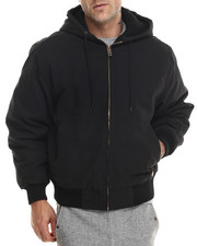 Men - Dickies Sanded Duck Hooded Jacket