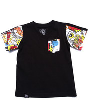 Akademiks - COMIC POCKET TEE (INFANT)