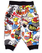 Akademiks - COMIC PRINT JOGGERS (INFANT)