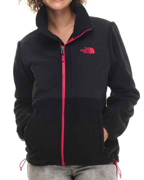 The North Face - Women Black Denali Jacket