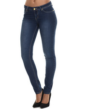 Apple Bottoms - Bling Back Pocket Skinny Jean
