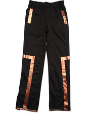 Sweatpants - Gold Reflective Jogger (8-20)