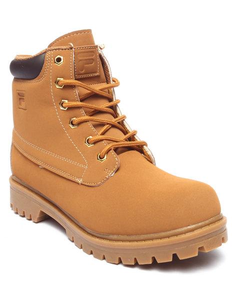Fila - Men Tan Edgewater 12 Boot