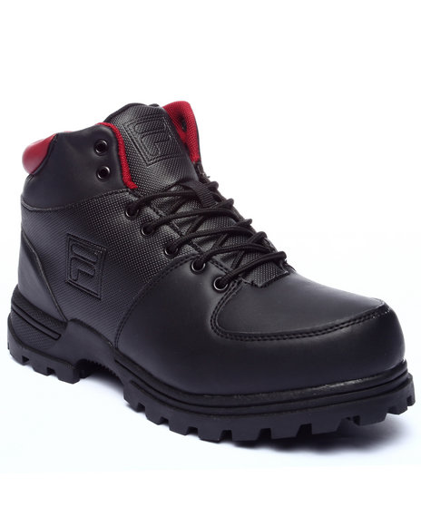 Fila - Men Black,Red Ascender 2 Boot