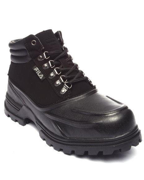 Fila - Men Black Weathertec Boot