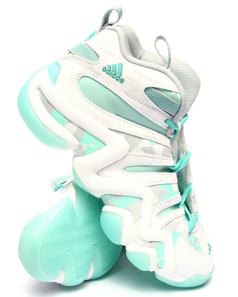 Adidas - Men White Crazy 8 Sneakers - $110.00